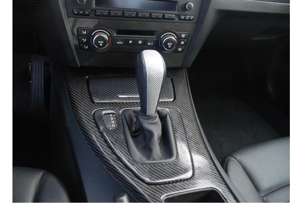 E92 interior dash kits(6 pcs),carbon-without i-drive 1