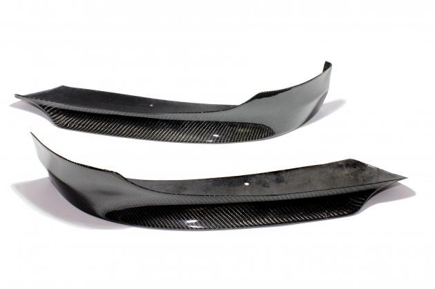 E90 LCI Performance front splitter,carbon 1